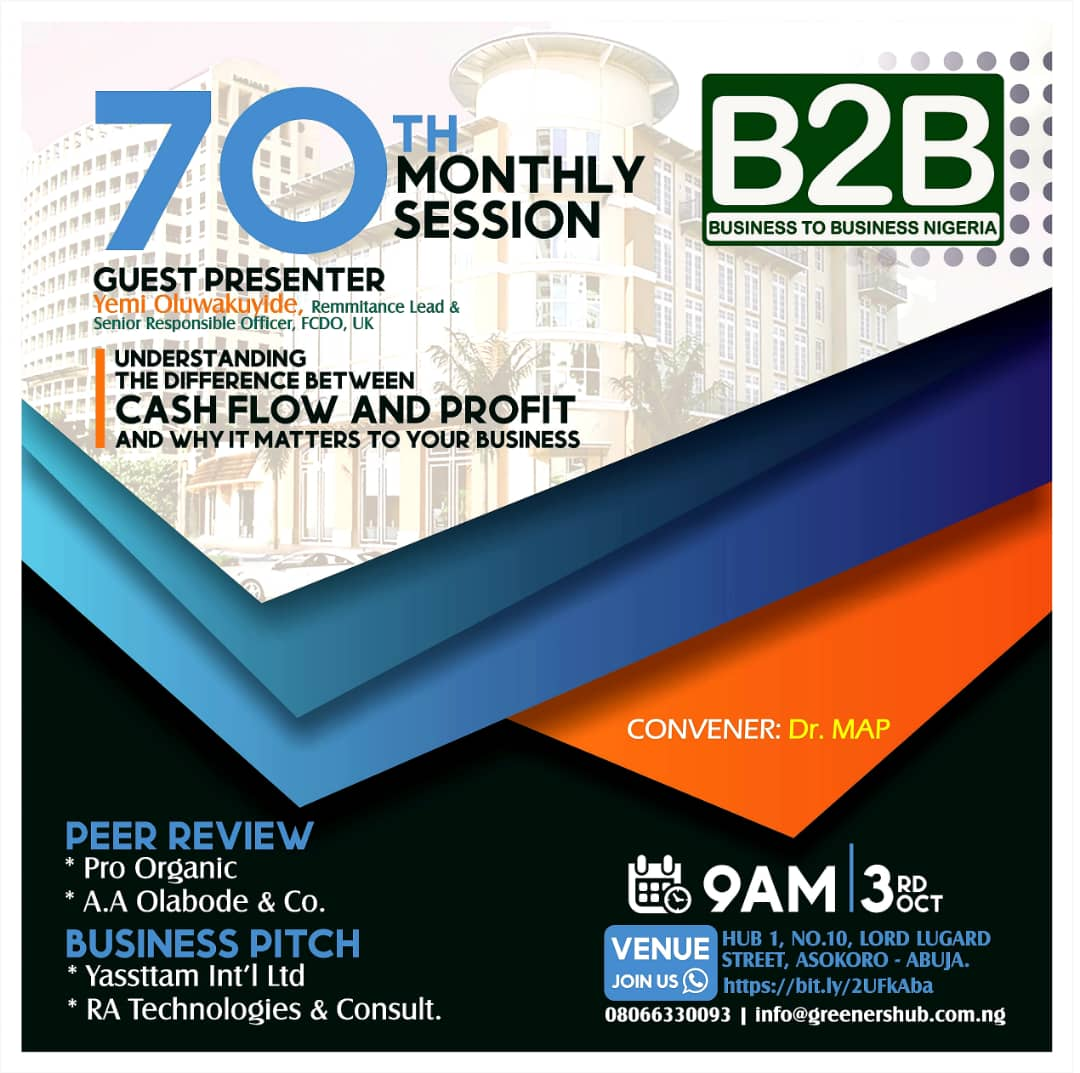 70th Session B2B Nigeria