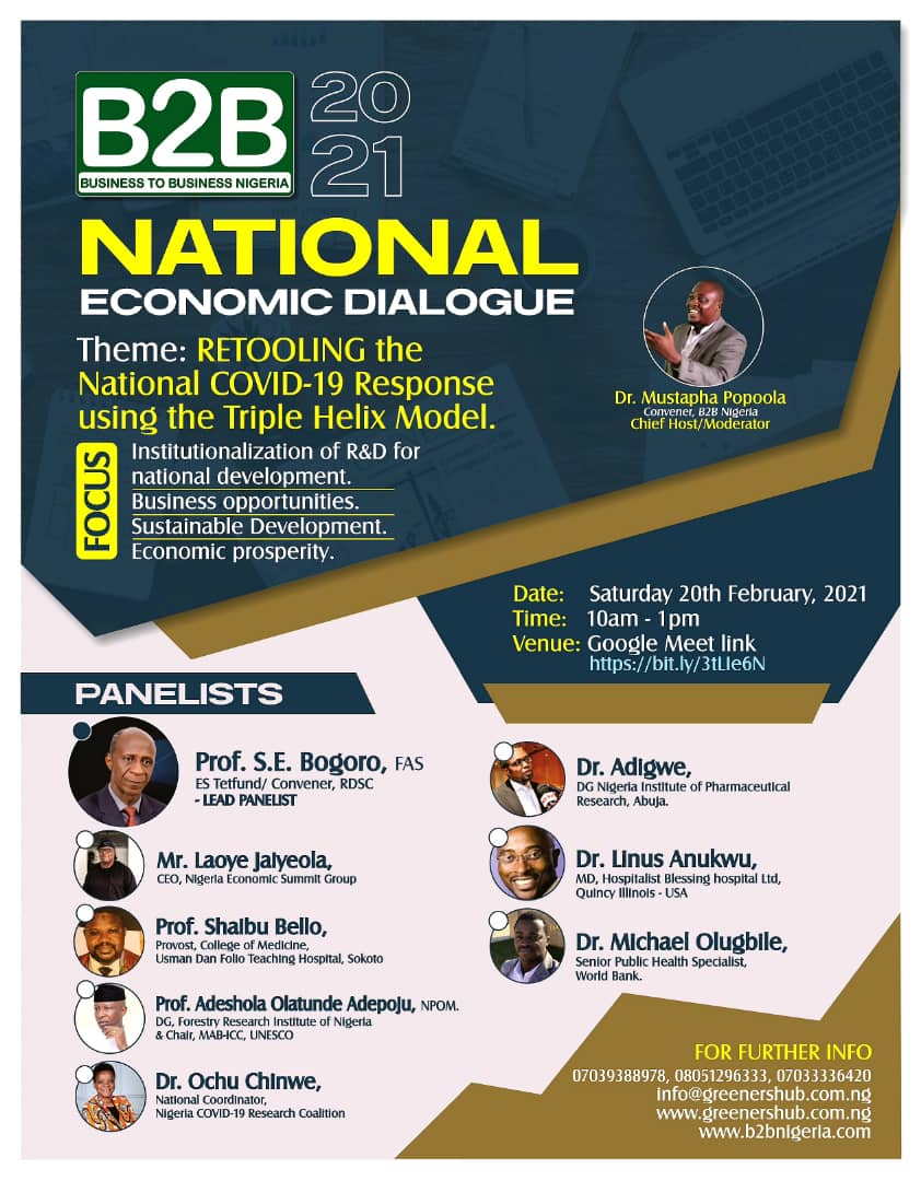 National Dialogue